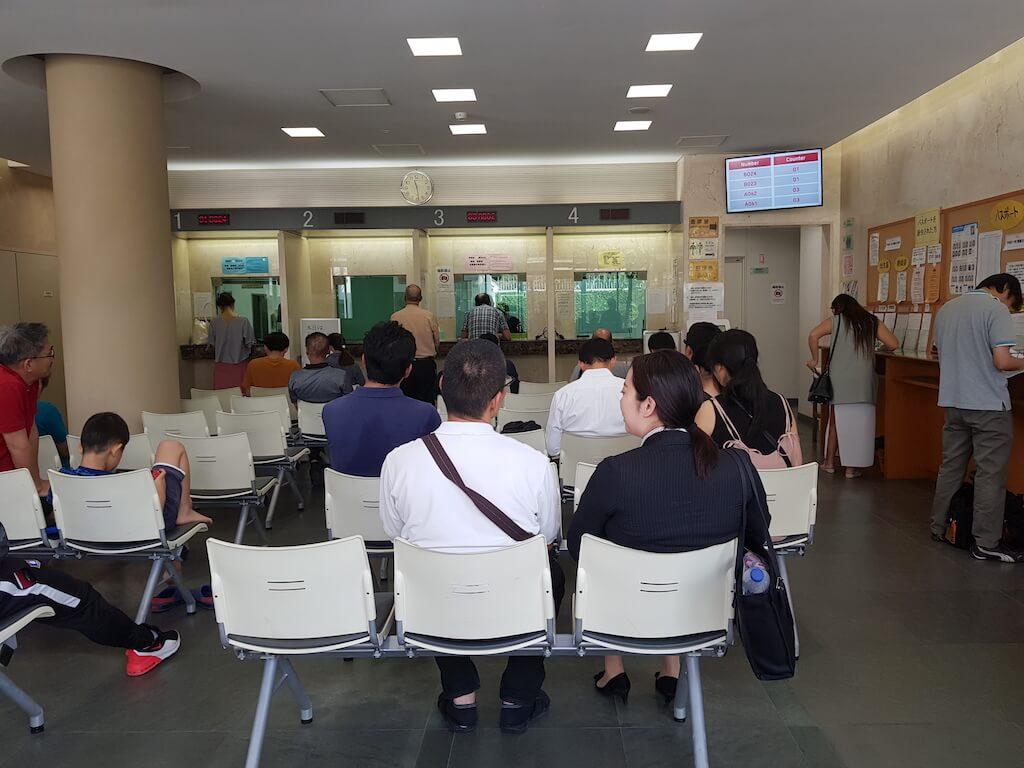 大使 館 タイ 日本 在