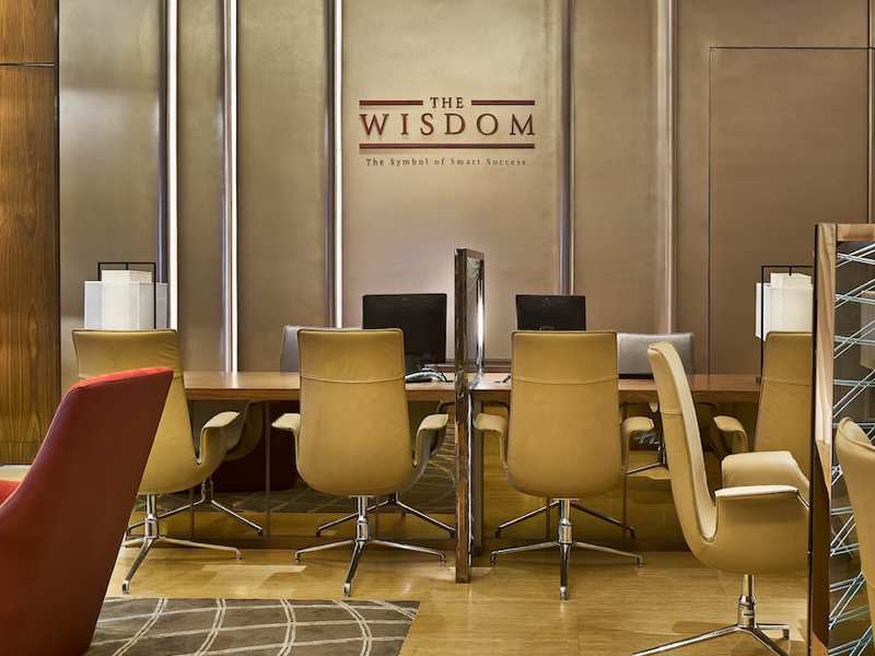 タイ_カシコン銀行_VIP WISDOM_ラウンジ2_タイランドピックス