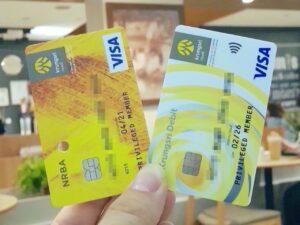 タイ_アユタヤ銀行_クルンシー_ATMデビットカード_