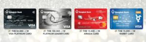 タイ_バンコク銀行_おすすめクレジットカード_タイランドピックス