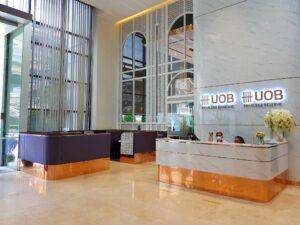 UOB銀行_タイ_サートン本店_Privilege Banking_Wealth Banking_タイランドピックス