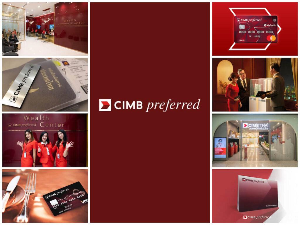 タイ_マレーシア_CIMB Preferred_CIMBプリファード_VIP富裕層_ウェルスマネジメント_タイランドピックス