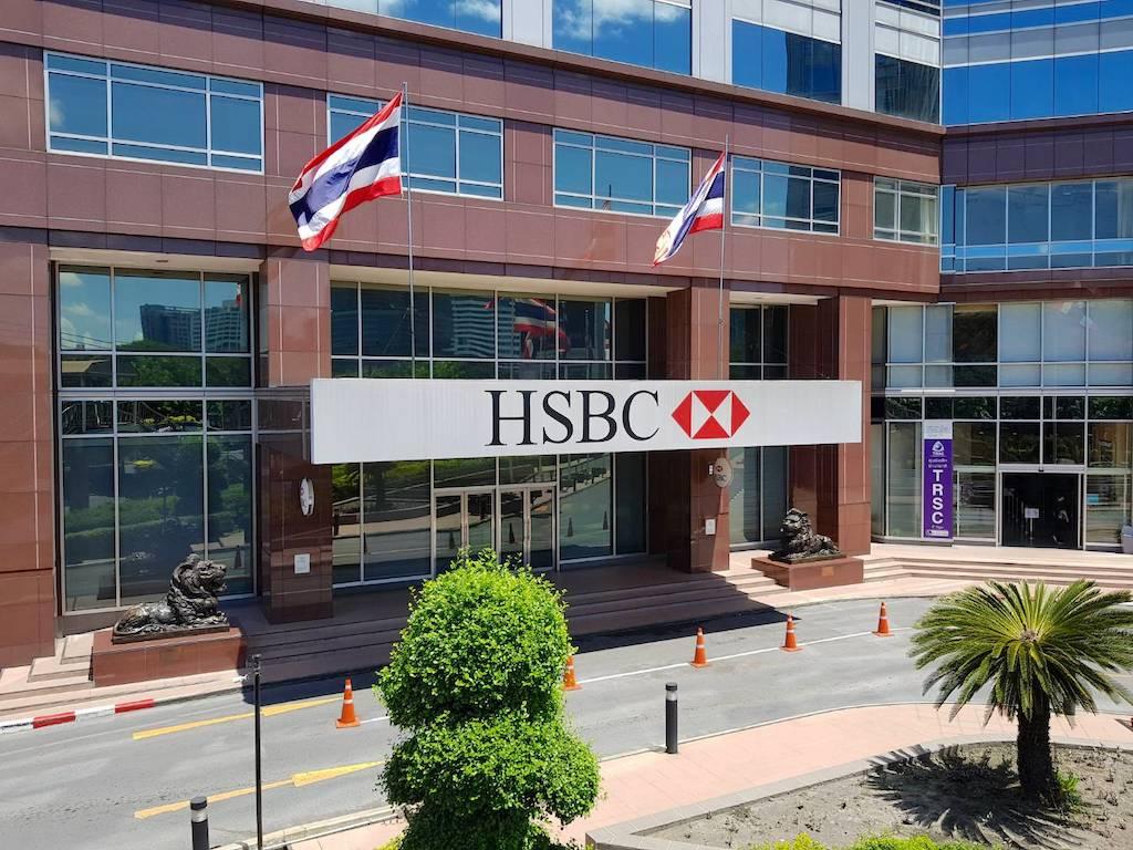 バンコク_シーロム_HSBC Thailand_タイランドピックス
