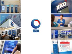 タイ_TISCO銀行_ธนาคารทิสโก้_口座開設_金利_クレジットカード _タイランドピックス