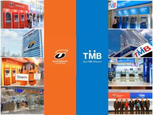 タイ_銀行_TMB TANACHRAT_ミリタリー銀行_タナチャート_合併_口座開設_タイランドピックス