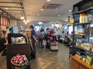 Thai-Samitivej Hospital-DMS-Starbuck Coffee