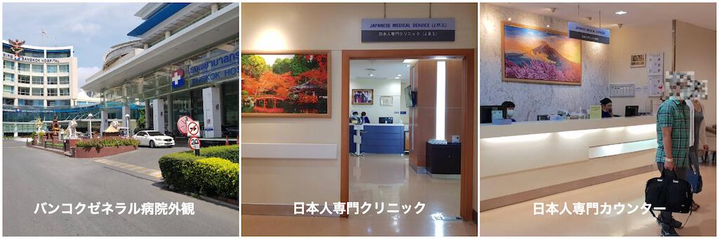 タイの医療事情_バンコク病院 _日本人専門クリニック_タイランドピックス