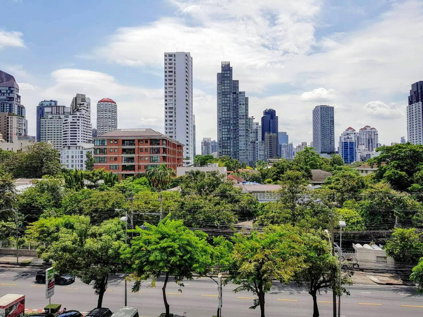 バンコク_エカマイ _Ekkamai_City View_タイランドピックス