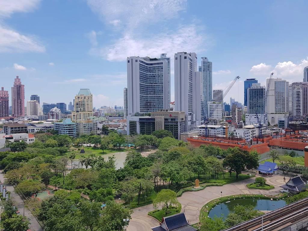 バンコク_プロンポン_PhromPhong_ベンジャシリ公園_Benchasiri Park_タイランドピックス