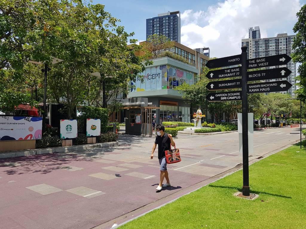 タイ_プラカノン_オンヌット_ハビトモール_Habit Mall_タイランドピックス