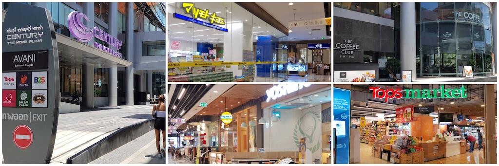 バンコク_オンヌット_センチュリー_Century Mall_タイランドピックス