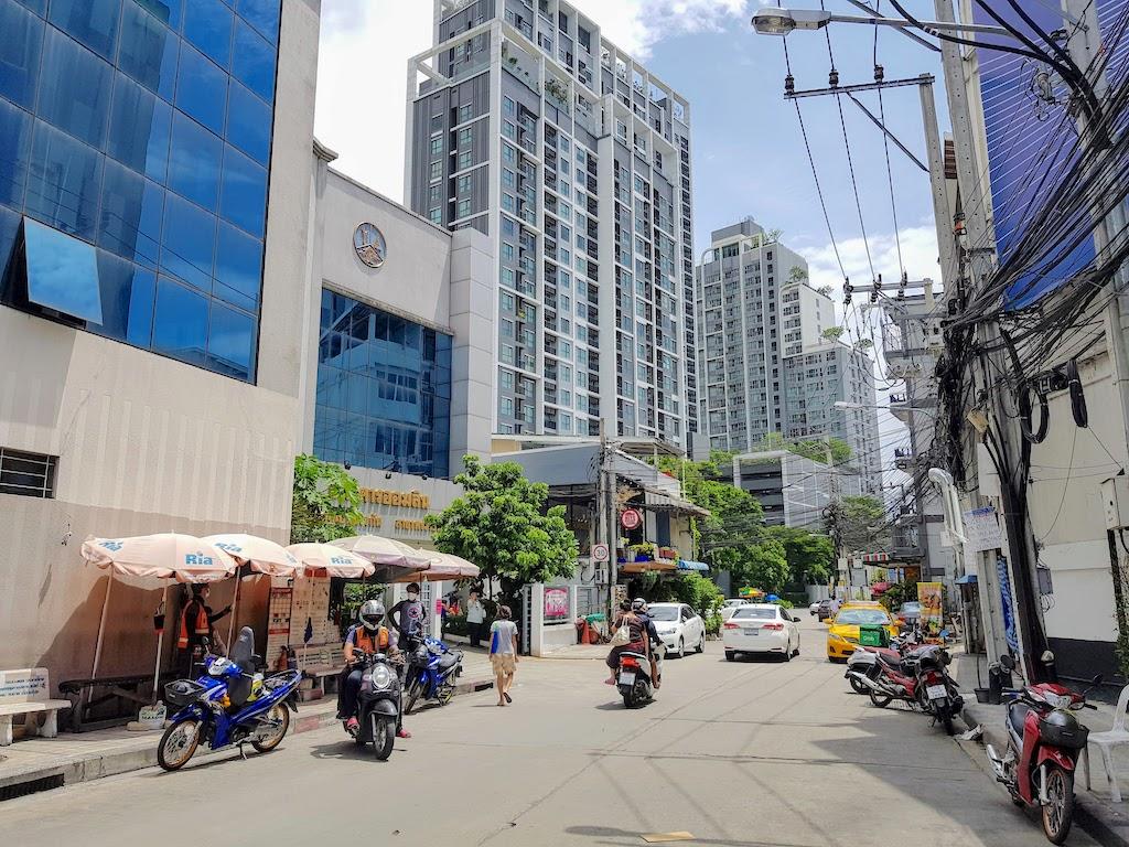 タイ−バンコク-プラカノン-スクンビットソ48