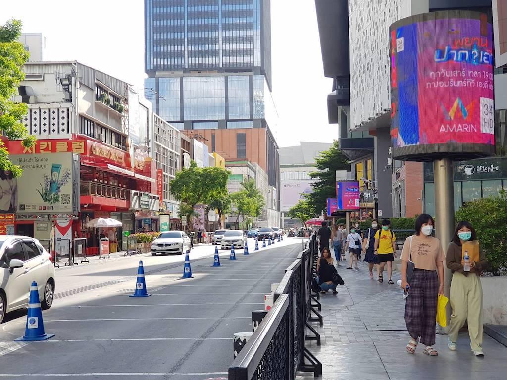 バンコク _サイアムスクエア_Siam Square_タイランドピックス
