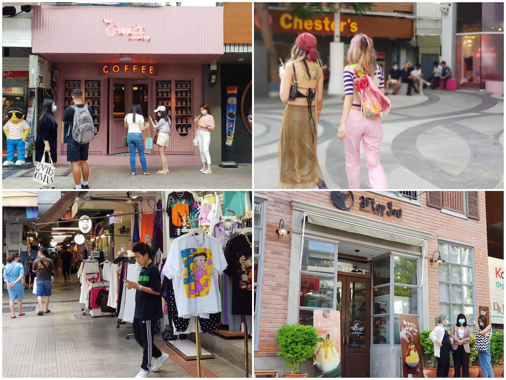 バンコク _サイアムスクエア_Siam Square3_タイランドピックス (1)