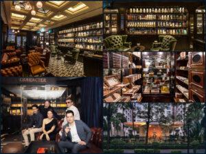 タイ_バンコク_シガーバー_Character Whisky & Cigar Bar_Anantara Siam Hotel_タイランドピックス