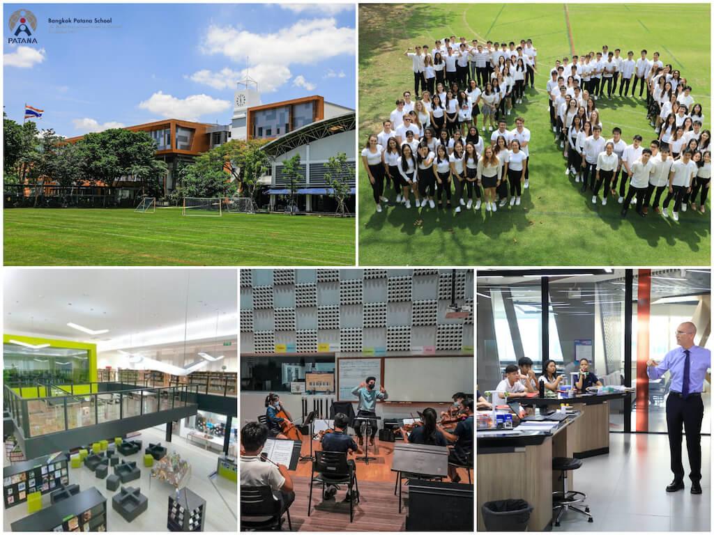 タイ_インターナショナルスクール_バンコク・パタナスクール_The Bangkok Patana School_タイランドピックス