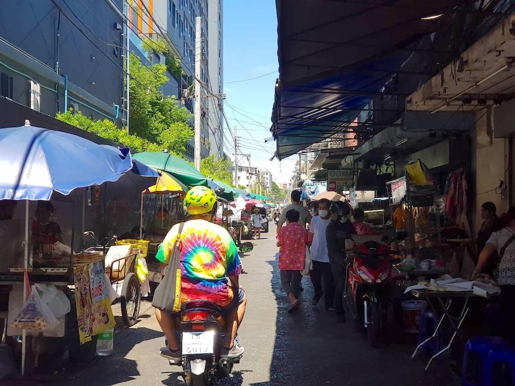 Bangchak Market