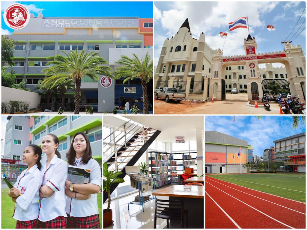 タイ_アングロシンガポール・インターナショナル スクール_Anglo Singapore International School_タイランド ピックス