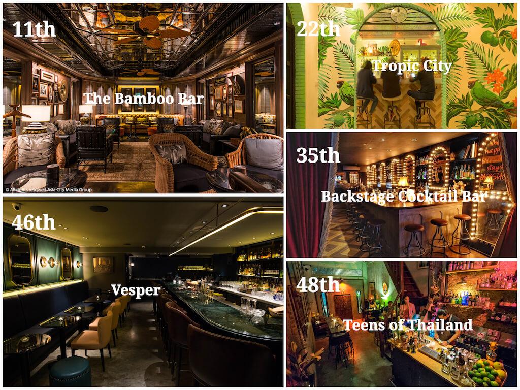 タイ_バンコク_アジアベストバー50_Aisa Best Bars50_タイランドピックス (1)
