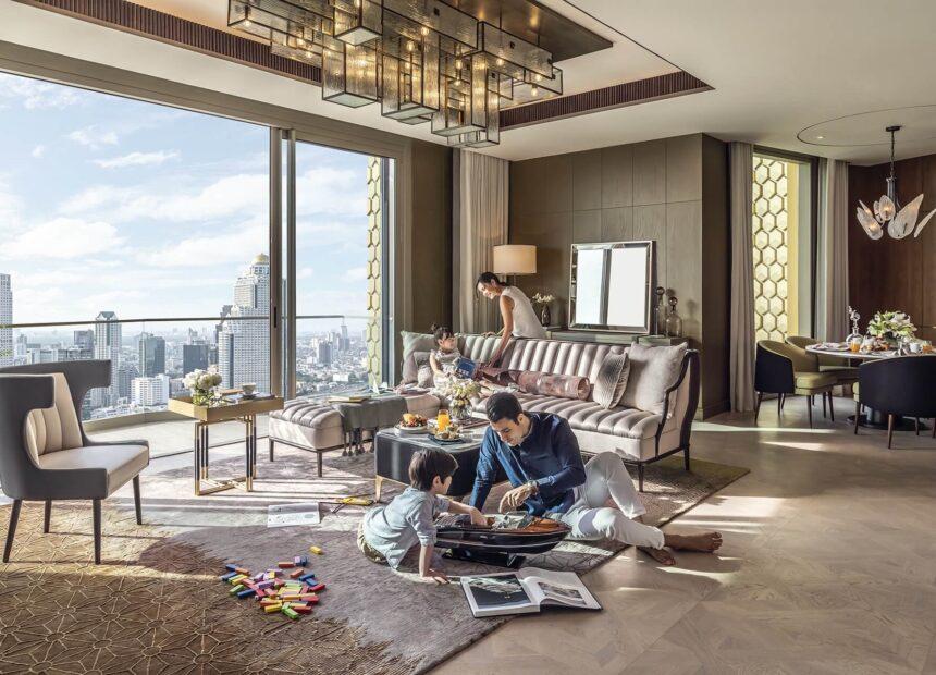 タイ_バンコク_高級サービスアパートメント_ホテルレジデンス_タイランドピックス