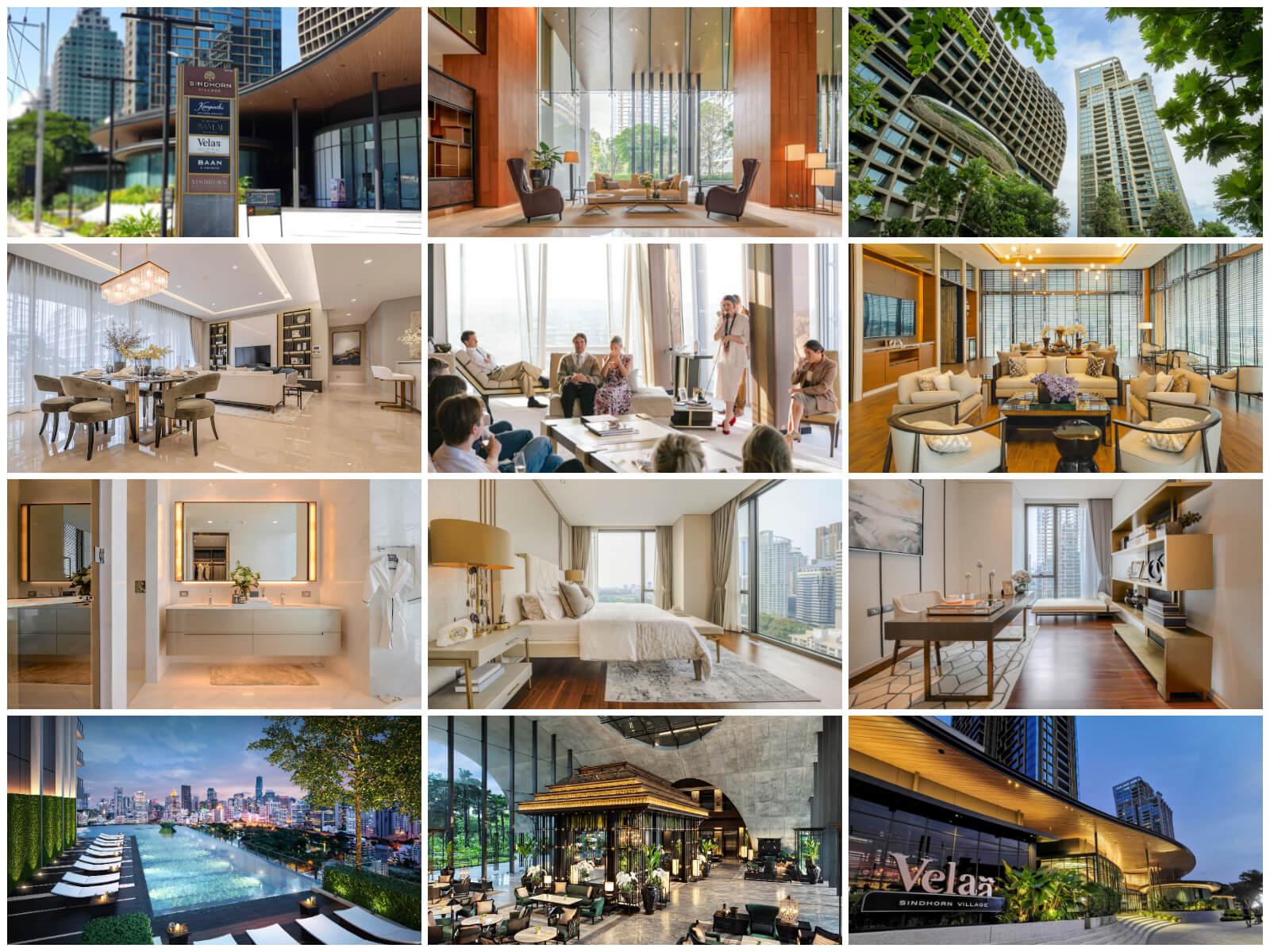 タイ_バンコク_チットロム・プルンチット_ランスワン通り_高級サービスアパートメント_ ザ・レジデンス・シンドーン・ケンピスキーホテル(The Residences at Sindhorn Kempinski Hotel Bangkok)_タイランド ピッックス