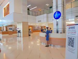 バンコク病院_エントランス_タイランドピックス