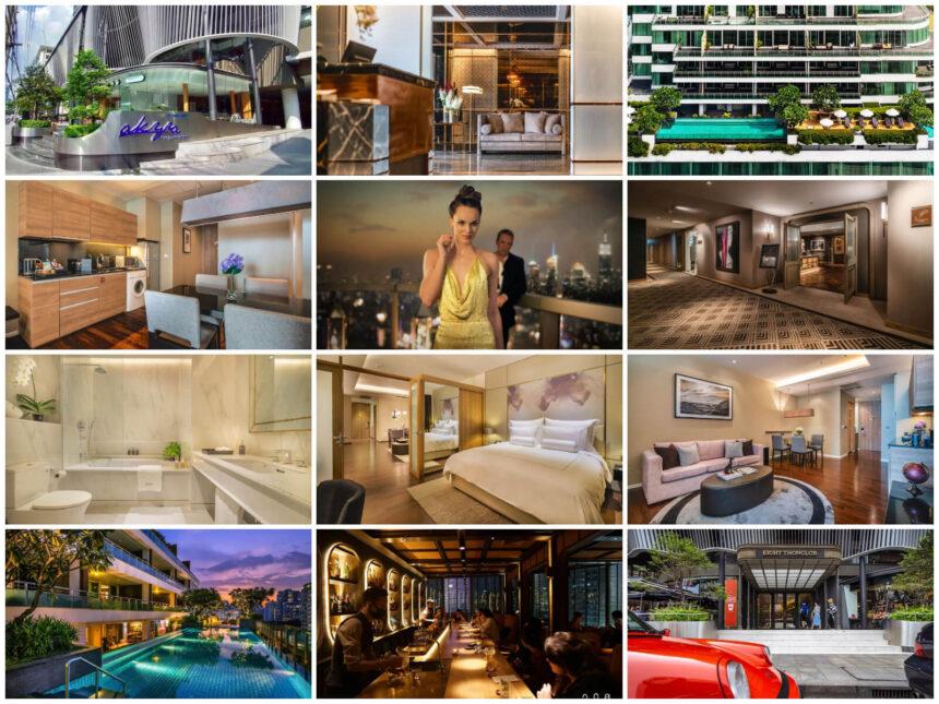 タイ_バンコク_トンロー・エカマイ_高級サービスアパートメント_アキラトンローバンコク Akyra Thonglor Bangkok_タイランドピックスjpg