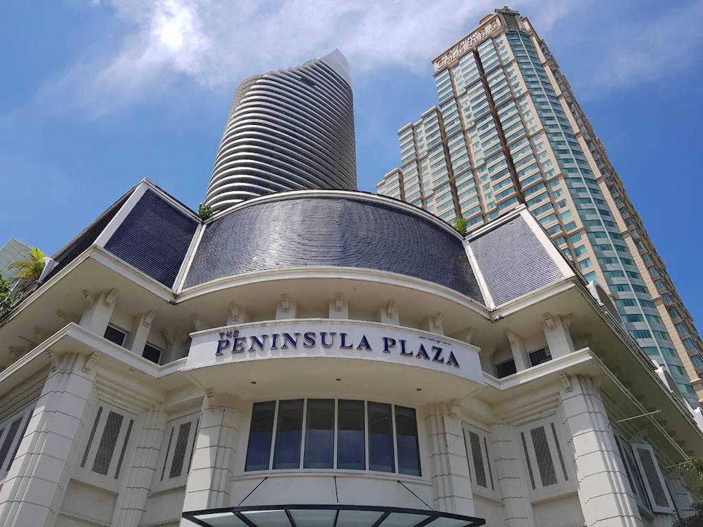 タイ_バンコク _ラチャダムリ_The Peninsula Plaza_タイランドピックス