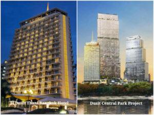 タイ_バンコク_シーロム _デュシット・セントラルパーク Dusit Central Park_タイランドピックス