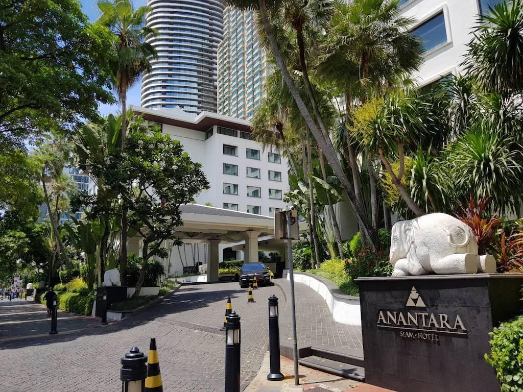 アナンタラサイアム_ANANTARA SIAM HOTEL_タイランドピックス