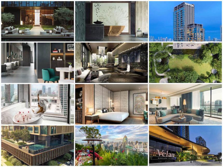 タイ-バンコク 高級ホテル-ランスアン-IHG-キンプトンマーライ-Kimpton Maa-Lai Bangkok-タイランドピックス