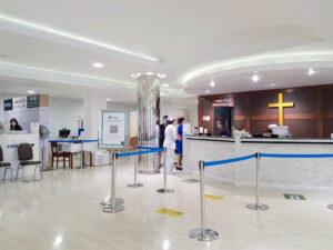タイ-バンコク-シーロム-バンコク クリスチャン病院-Bangko Christian Hospitalタイランドピックス 2