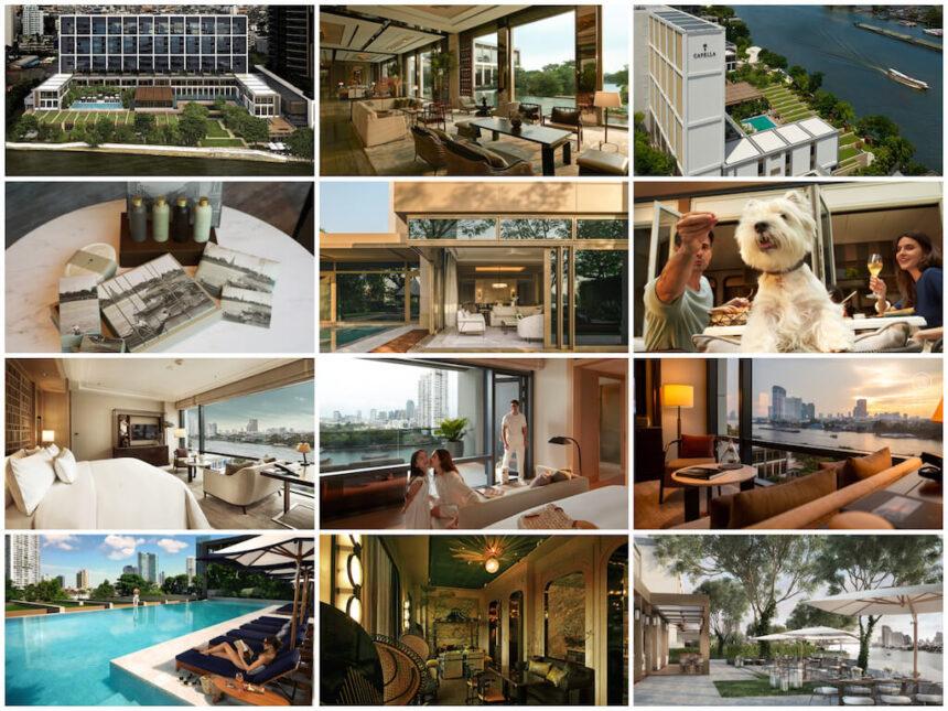 タイ-バンコク 高級ホテル-カペラバンコク-Capella Bangkok-タイランドピックス