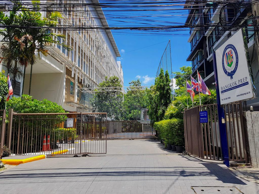 タイ-バンコク-バンコクプレップ・インターナショナル Bangkok International Preparatory & Secondary.