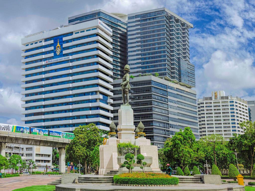 タイ-バンコク-チュラロンコン王記念病院--King Chulalongkorn Memorial Hospital-2タイランドピックス