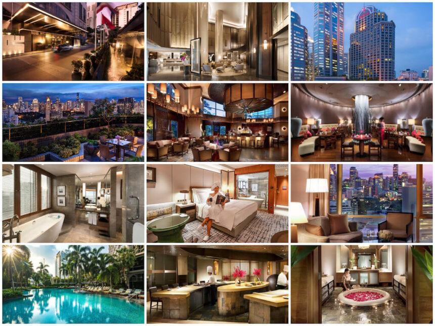 タイ_バンコク 高級ホテル_プルンチット_Conrad Bangkok コンラッドバンコク_タイランドピックス