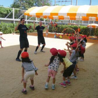 タイ-トンロー-ニューバンビーノ幼稚園-タイランドピックス
