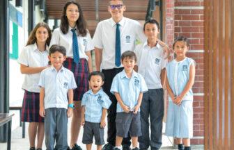 タイ-バンコク-トレイル・インターナショナルスクール-Traill International School