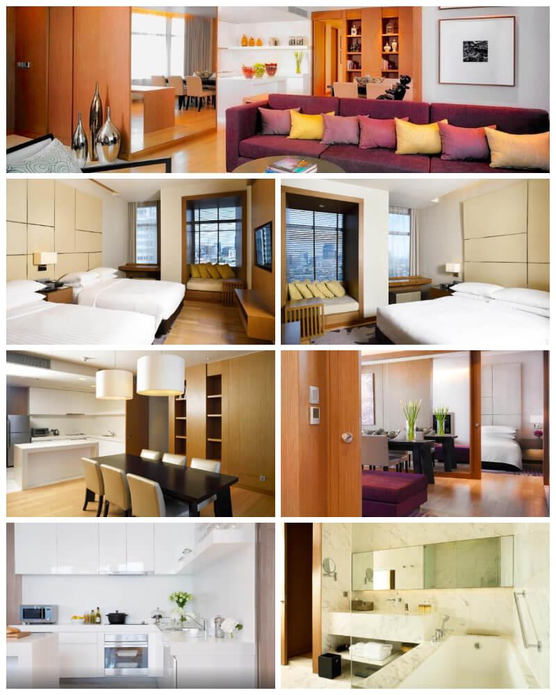 _Marriott Executive Apartments Bangkok, Sukhumvit Thonglor 3BD-サービスアパートメント