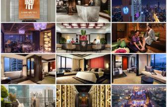 タイ-バンコク 高級ホテル-サトーン-バンヤンツリー-Banyan Tree Bangkok-タイランドピックス