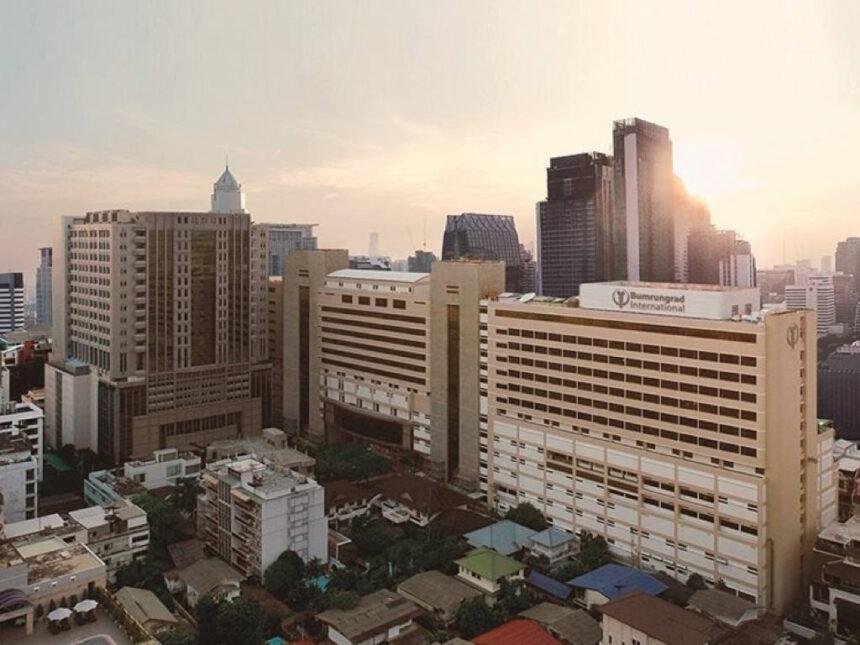タイ-バンコク -バムルンラード国際病院 -Bumrungrad International Hospital-1タイランドピックス